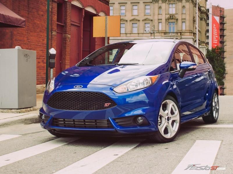 Ford Fiesta ST Forum