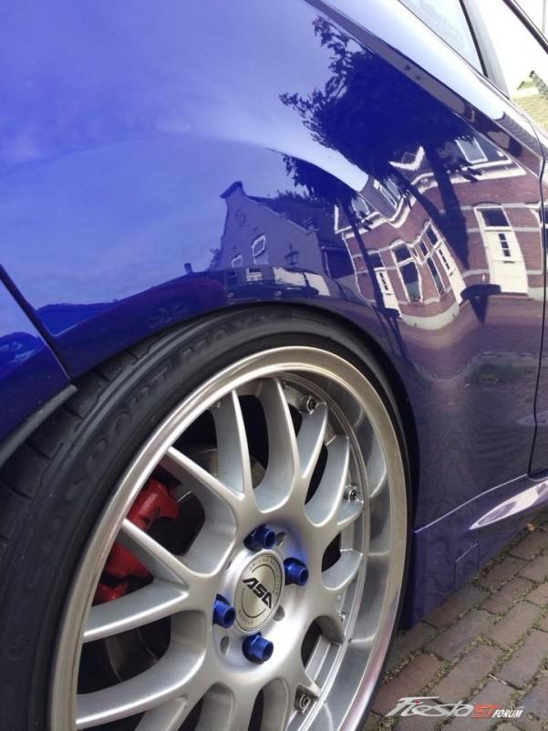 The Official Fiesta St Wheels Thread