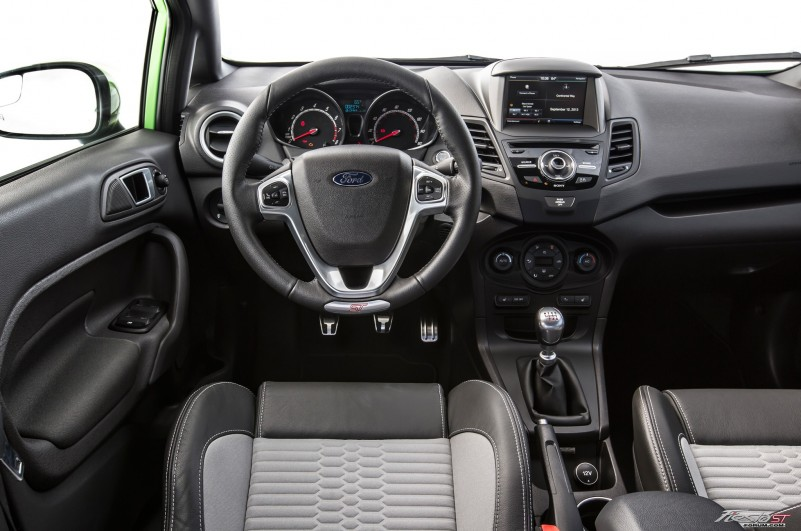 2014 fiesta st overview for Motor trend on demand problems