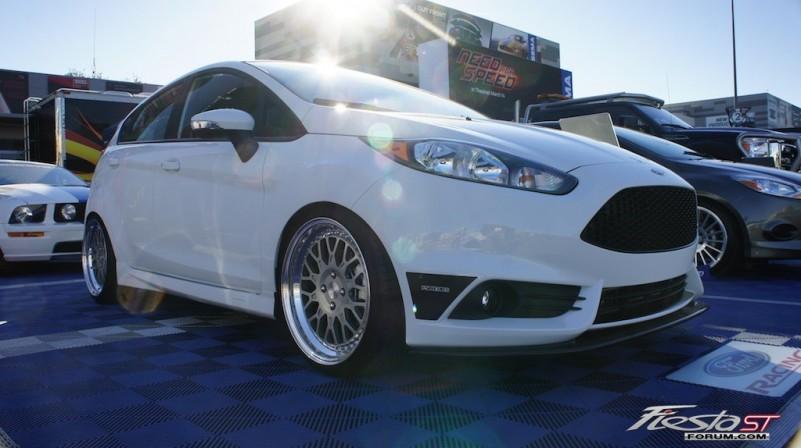 Stanced Fiesta St >> The Official Fiesta ST Wheels Thread