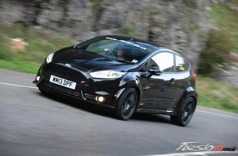 Fiesta ST with wide body kit - Fiesta ST Gallery, Pictures ...