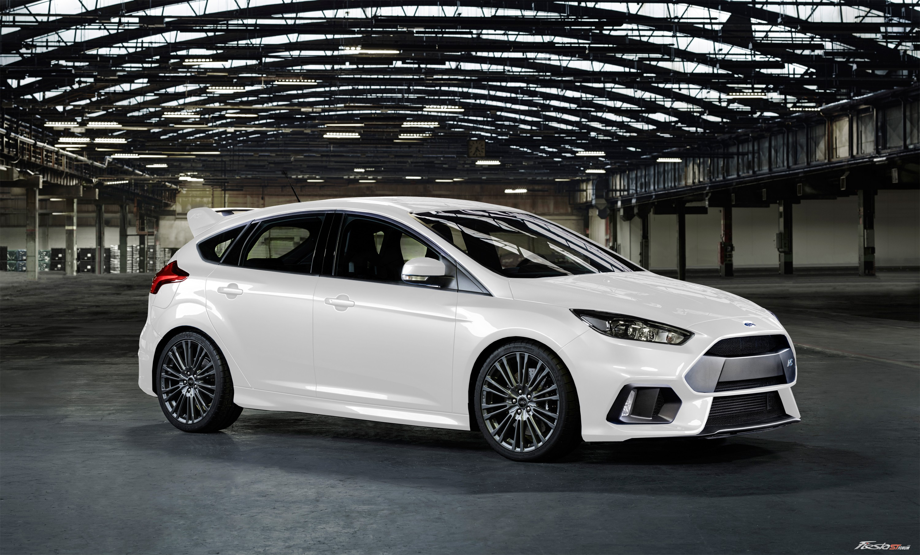 2016 Ford Focus RS Fiesta ST Gallery Wallpapers