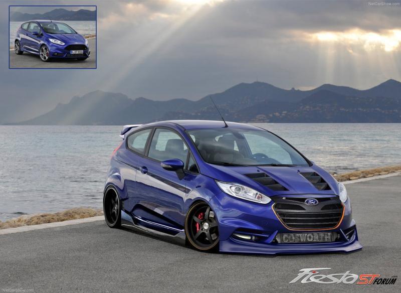 Fiesta St Forum >> Fiesta ST body kit rendering - Fiesta ST Gallery, Pictures, Images, Wallpapers by Fiesta ST Forum