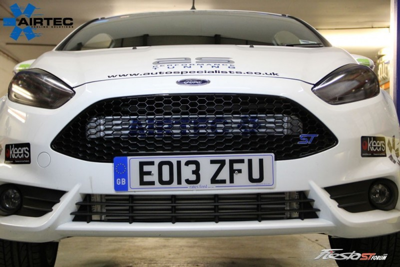 Anyone Plan On Going With The Airtec Stage 2 Fiesta St