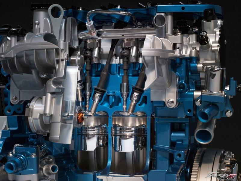 2 0 L Ecoboost >> Ford Fiesta ST 1.6L EcoBoost Engine