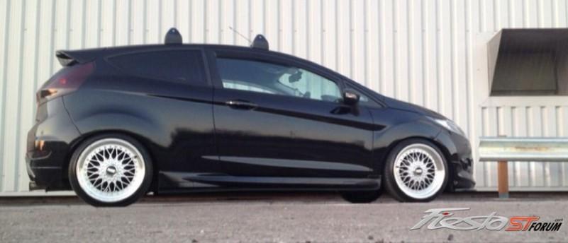 Focus St 19 Inch Wheels >> The Official Fiesta ST Wheels Thread