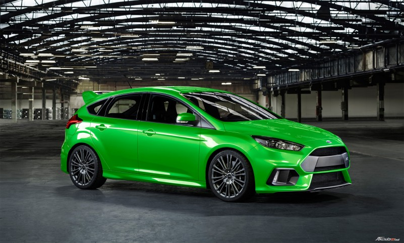 2016 Ford Focus Rs Fiesta St Gallery Pictures Images