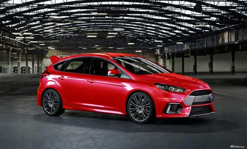 Re Ford Reveals Focus Rs Red Edition Page 7 General Ging Pistonheads